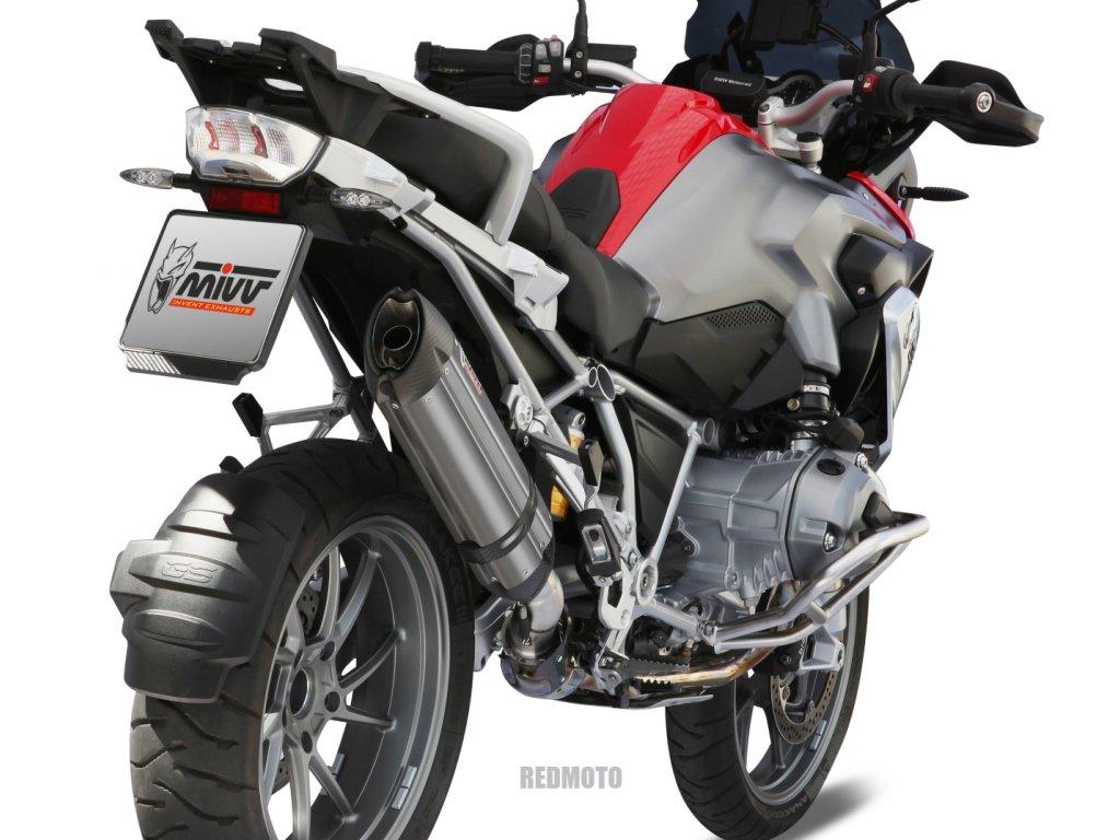 Výfuk MIVV Suono / BMW R 1200 GS / Adventure (13-18)
