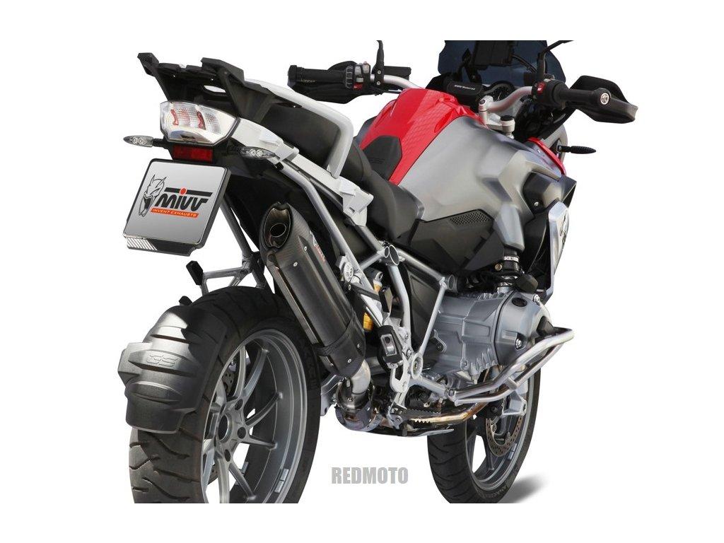 Výfuk MIVV Suono BLACK / BMW R 1200 GS / Adventure (13-18)