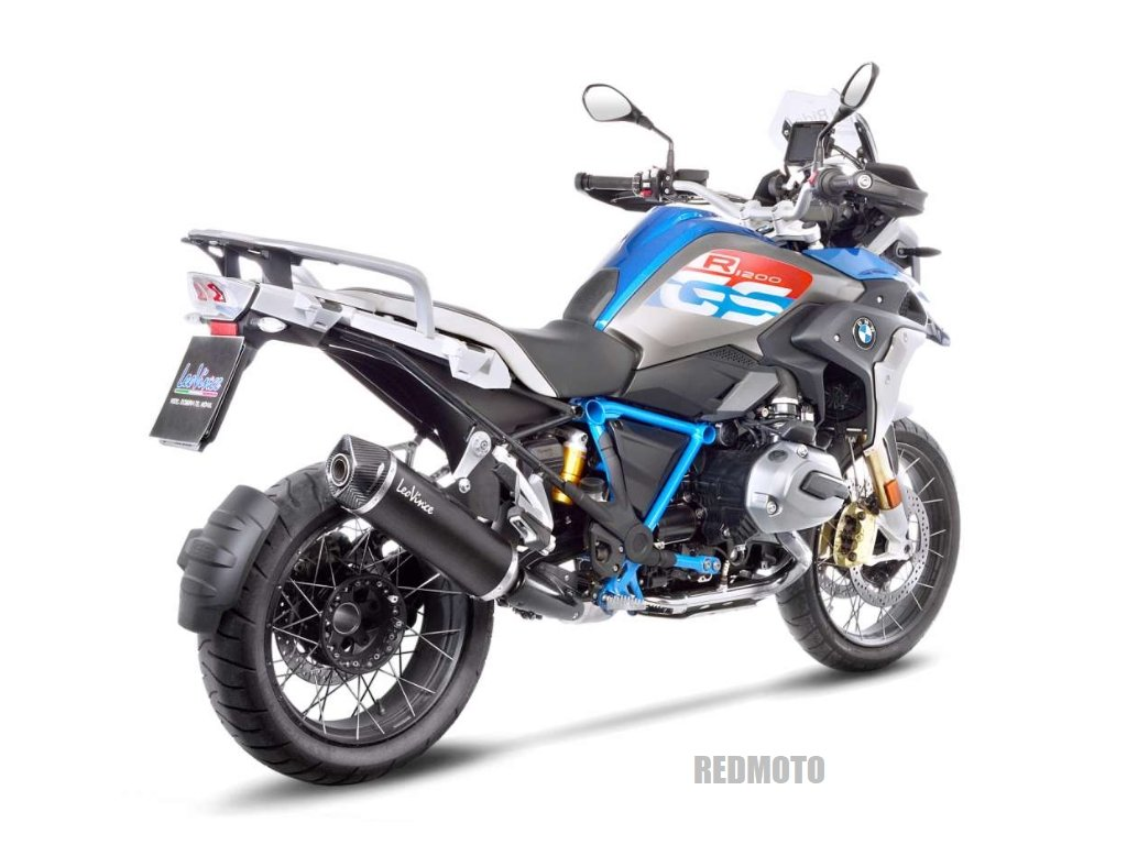 Výfuk Leo Vince Nero / BMW R 1200 GS / Adventure (17-18)