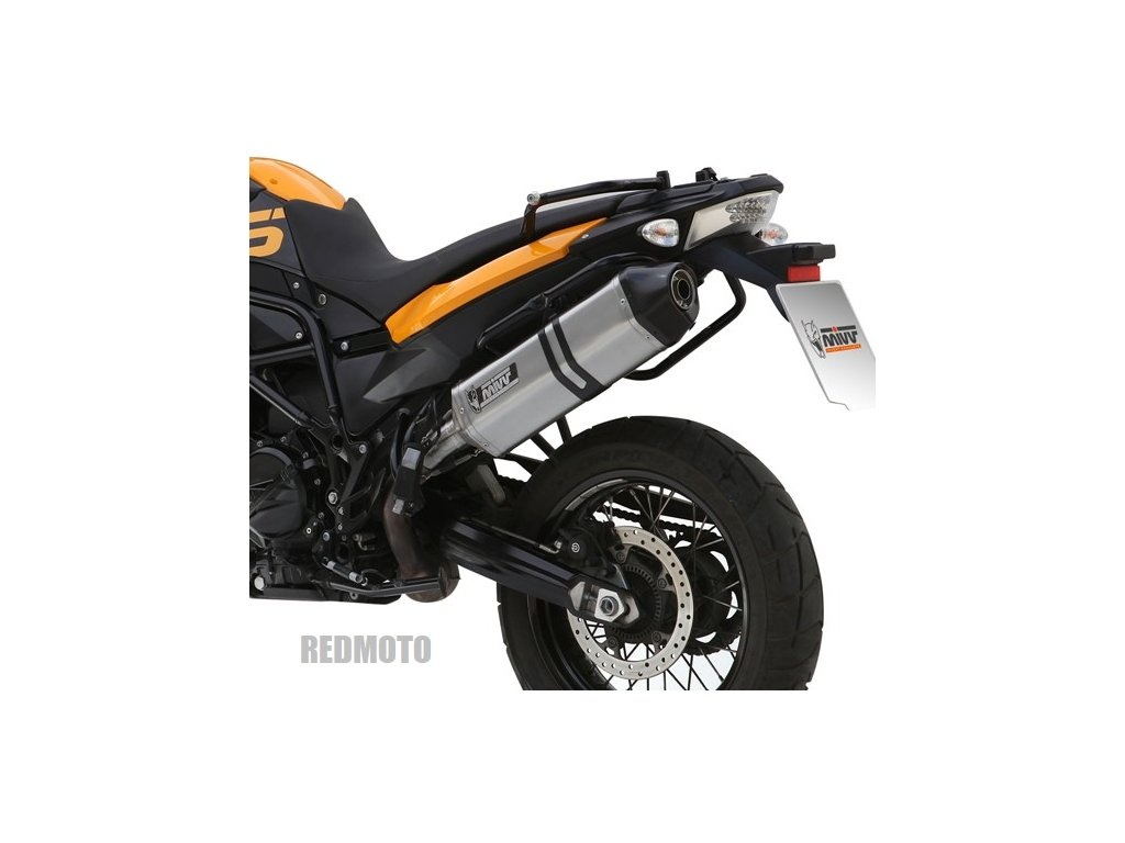 Výfuk MIVV Speed Edge / BMW F 650 GS (08-12) / BMW F 800 GS (08-17)