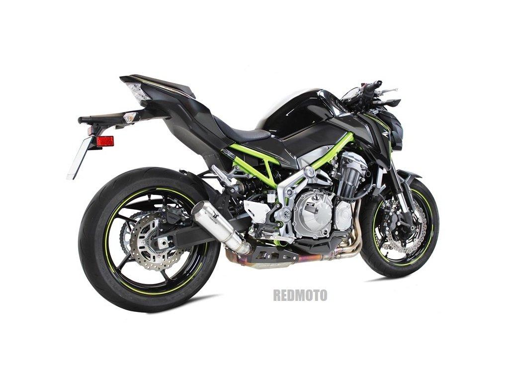 Výfuk IXRACE MK2 Inox / Kawasaki Z900 (17-19)