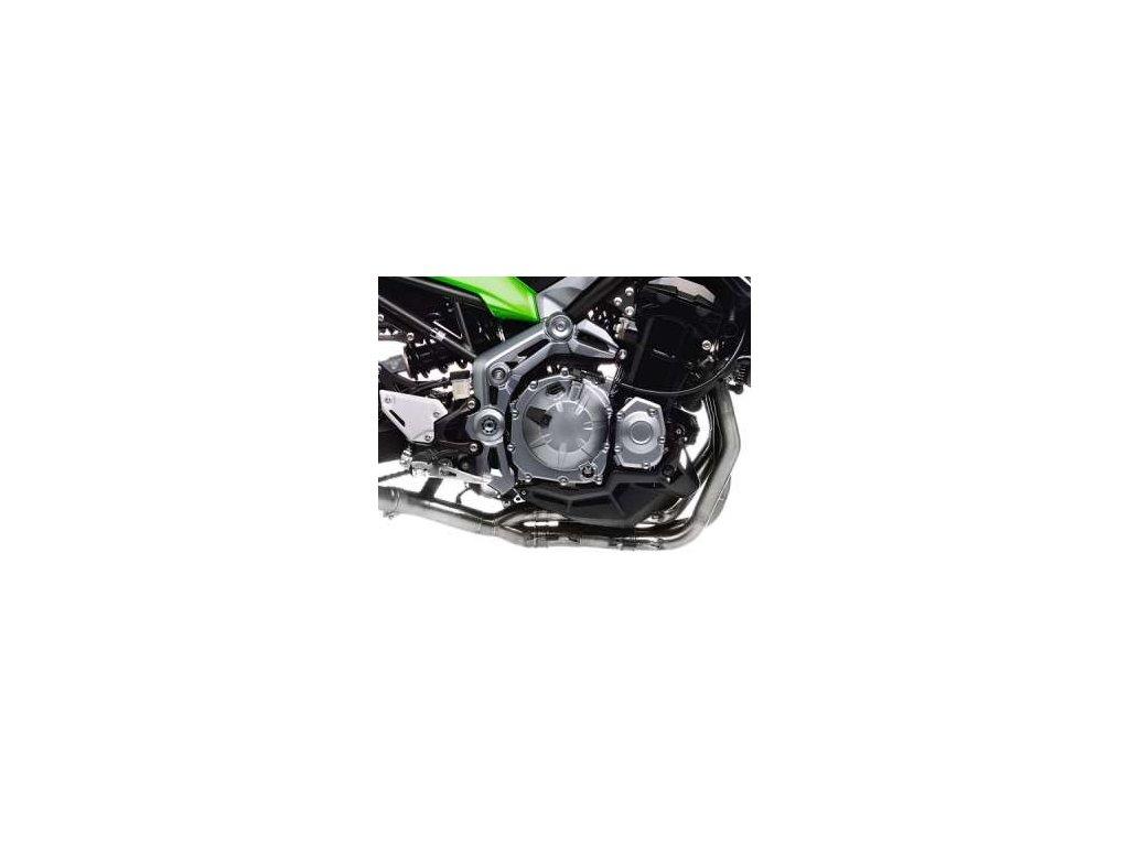 Výfukové svody Leo Vince Racing / Kawasaki Z900 (17-19)