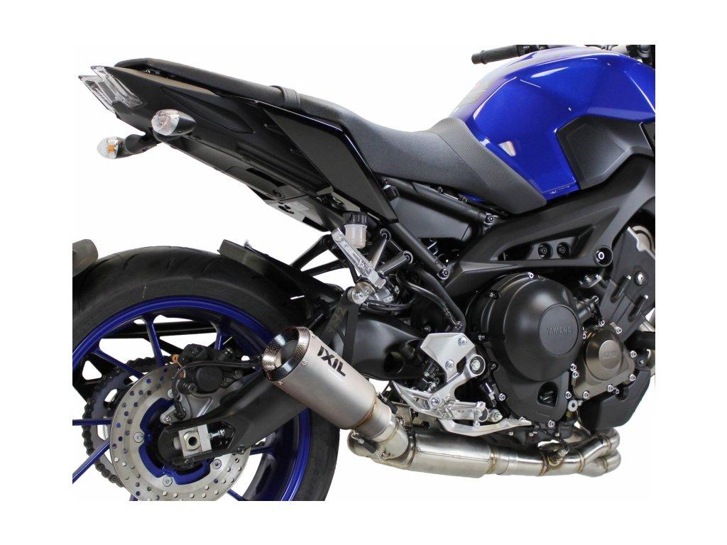 Výfuk IXIL Hexoval / Yamaha MT-09 (14-20) / TRACER 900 - GT (15-20) / XSR 900 (16-20)