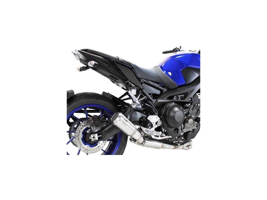 Výfuk IXRACE MK2 INOX / Yamaha MT-09 (14-20) / Yamaha XSR 900 (16-20)