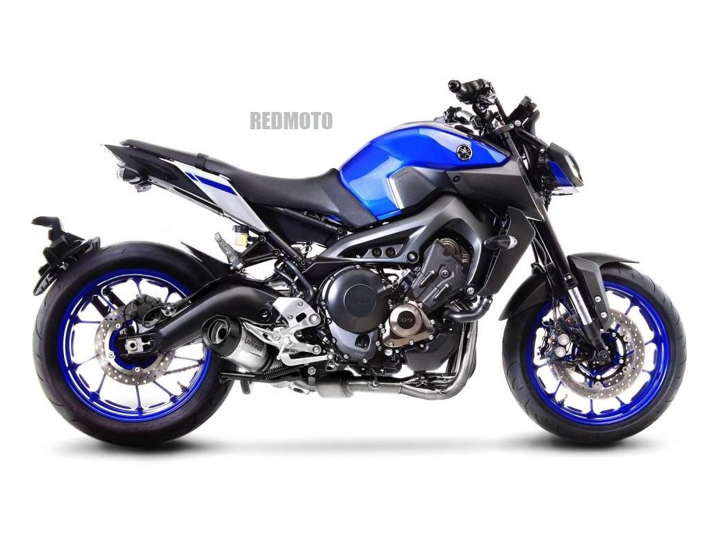 Výfuk Leo Vince LV ONE EVO / KAT EURO4 / Yamaha MT-09 (17-20) / TRACER 900 - GT (17-20) / XSR 900 (16-20)