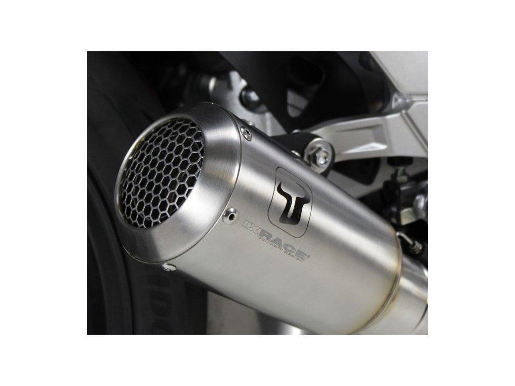 Výfuk IXRACE MK2 - boční vedení MOTO GP / Yamaha MT-07 (14-20)
