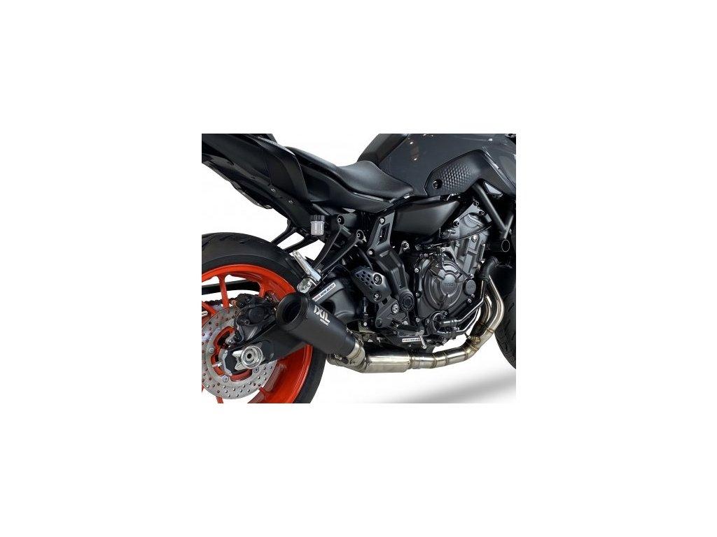 Výfuk IXRACE Z7 / Yamaha TRACER 700 (16-19)