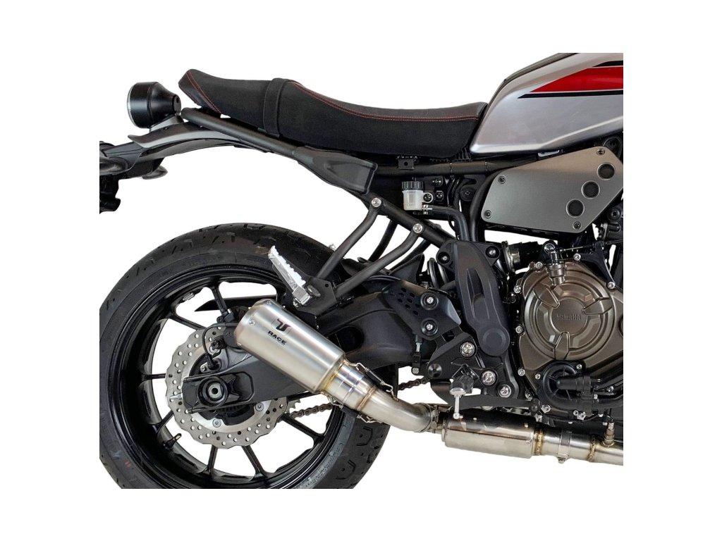 Výfuk IXRACE GP MK2 / Yamaha XSR 700 (16-20)