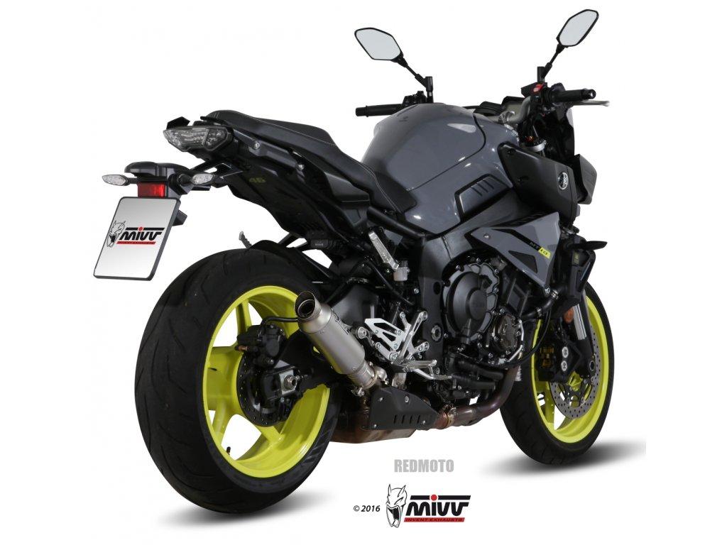 Výfuk MIVV M2 Inox / Yamaha MT-10 / ABS / SP (16-20)