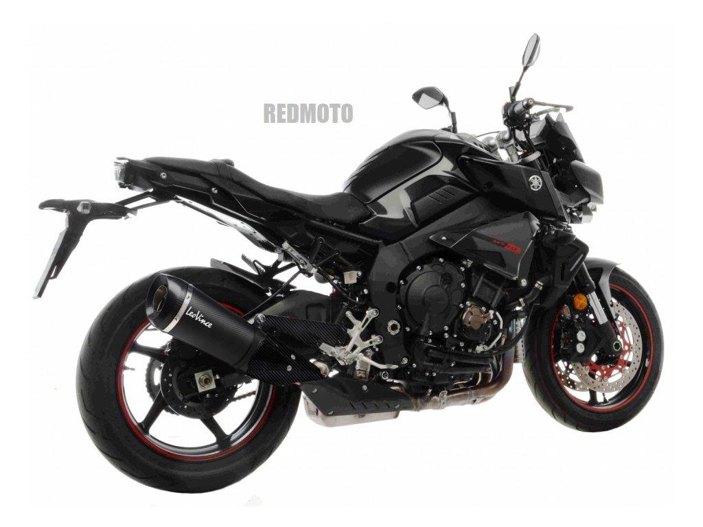 Výfuk Leo Vince Factory S KARBON / Yamaha MT-10 / ABS / SP / (16-20)