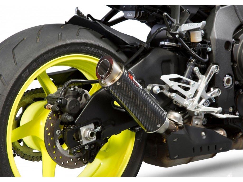 Výfuk Scorpion KARBON RP-1 GP / Yamaha MT-10 / ABS / SP (16-19)