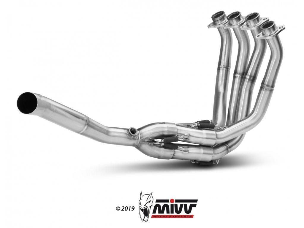 Výfukové svody MIVV Racing / Kawasaki Z900 (17-19)
