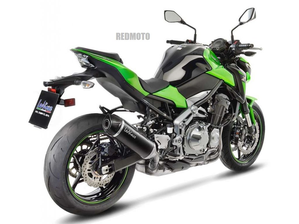 Výfuk Leo Vince Nero BLACK / Kawasaki Z900 (17-19)