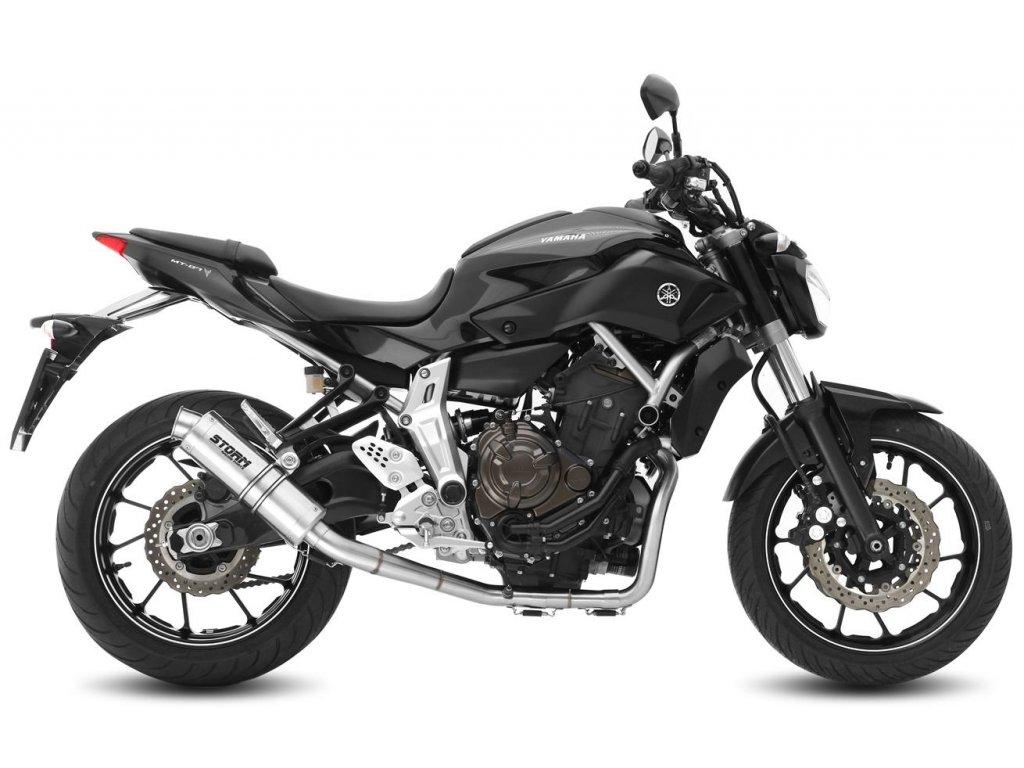 Výfuk MIVV STORM GP / Yamaha MT-07 (14-20)
