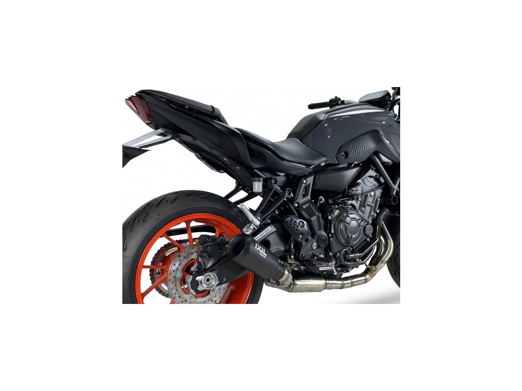 Výfuk MIVV SPEED EDGE / Yamaha MT-07 (14-20)