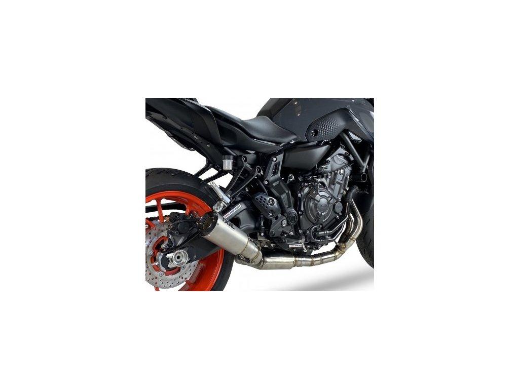 Výfuk IXIL RC1 RACE HEXACONE XTREM / Yamaha TRACER 700 (16-19)