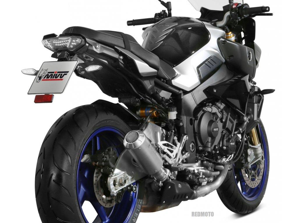 Výfuk MIVV MK3 INOX / Yamaha MT-10 / ABS / SP (16-20)