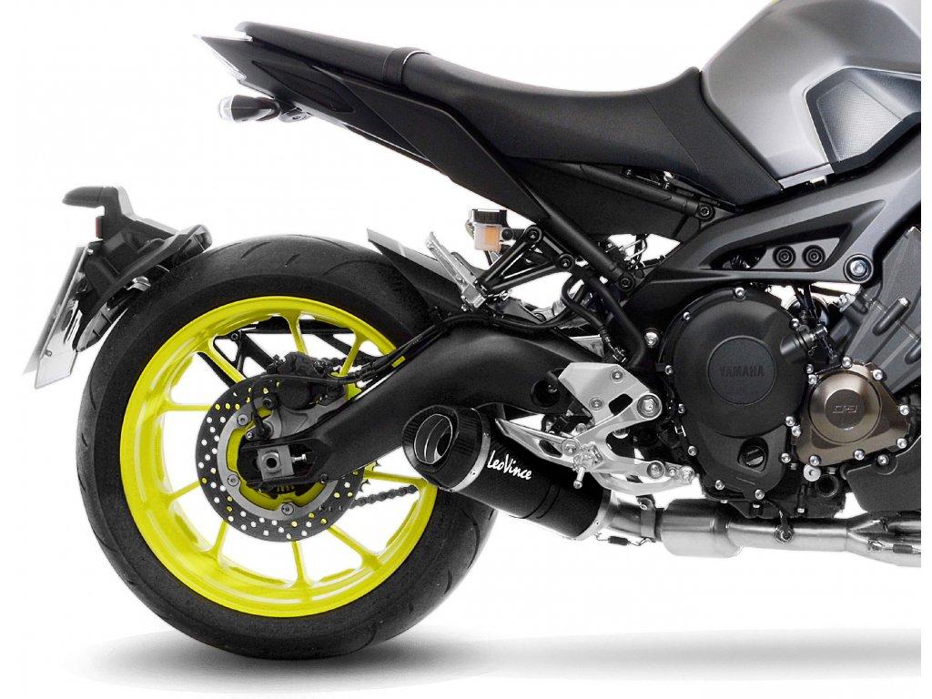 Výfuk Leo Vince LV One EVO KARBON / Yamaha MT-09 (17-20) / TRACER 900 - GT (17-20) / XSR 900 (16-20)