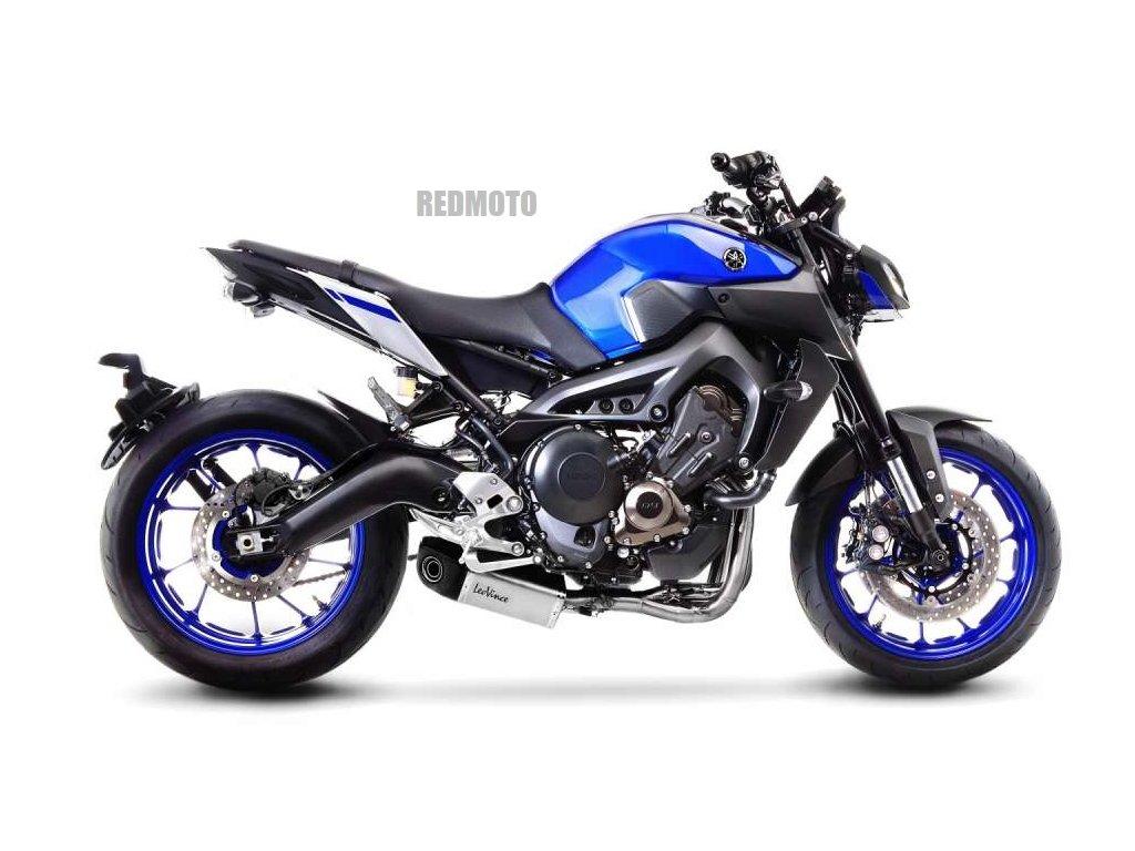 Výfuk Leo Vince UNDERBODY / Yamaha MT-09 (17-20) / XSR 900 (16-20)