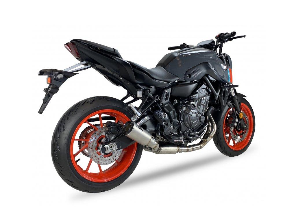 Výfuk IXIL RC RACE XTREM / Yamaha MT-07 (21)