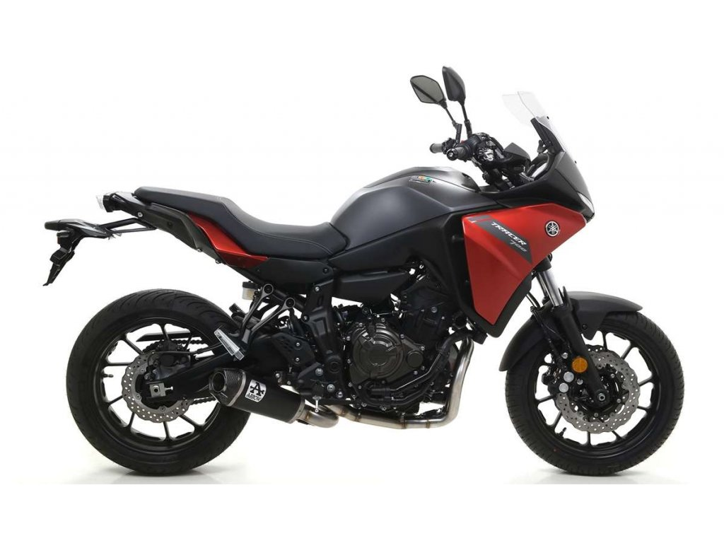 Výfuk ARROW - více možností / Yamaha TRACER 700 / GT (20) / TRACER 7 / GT (20-21)