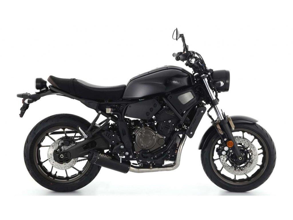 Výfuk ARROW REBEL / Yamaha XSR 700 (21)