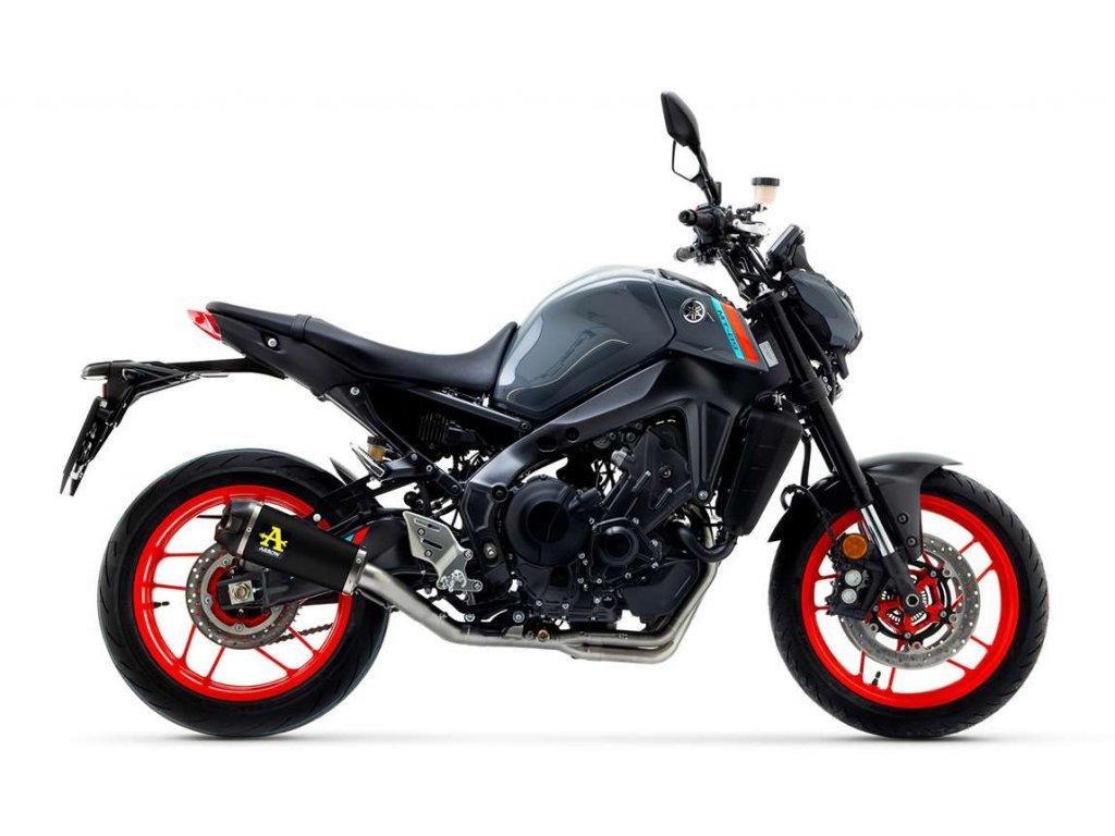 Výfuk ARROW - více možností / Yamaha MT-09 / SP (21)