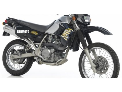 Výfuk Leo Vince X3 / Kawasaki KLR 650 (97-13)