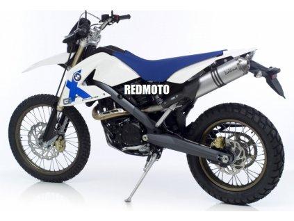 Výfuk Leo Vince / BMW G 650 X / X-Country / X-Challenge / X-Moto / (07-11)