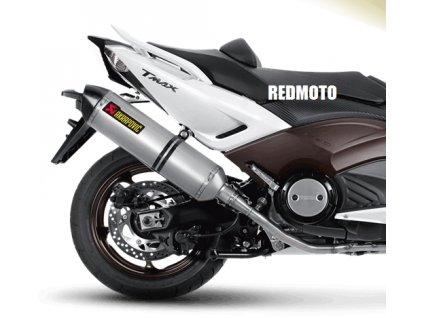 Výfuk Akrapovič TITAN / S-Y5R2-RT / Yamaha T-MAX 500 (08-11) / Yamaha T-MAX 530 (12-16)