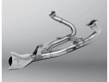 Výfukové svody Akrapovič / E-B12R4 / E-B12E1 / BMW R 1200 GS (13-18) / BMW R 1200 GS Adventure (14-18)