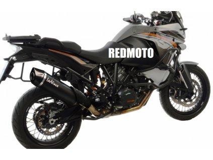 Výfuk Leo Vince NERO / KTM 1190 ADVENTURE / R 2013-16