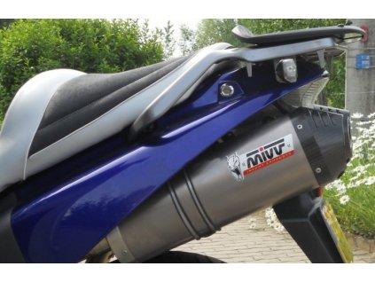 Výfuky MIVV TITAN OVÁL - Honda XL 1000 V Varadero 03-11 / H.036.LNC