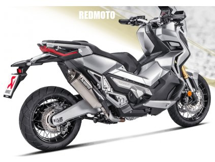 Výfuk Akrapovič TITAN HEXAGON / S-H7SO3-HRT / Honda X-ADV 750 DCT (17-18)