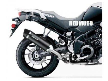 Výfuk Leo Vince Nero / Suzuki DL 1000 V-STROM (14-16)