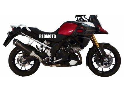 Výfuk Leo Vince Nero / 14012 / Suzuki DL 1000 V-STROM (14-18)