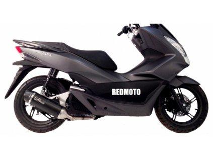 Výfuk Leo Vince Nero / 14015 / Honda PCX 125 (12-16) / Honda PCX 150 (12-16)