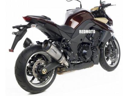 Výfuky Leo Vince Factory S / Kawasaki Z1000 (10-16) / Kawasaki Z1000 SX (11-16)