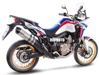 Výfuk Leo Vince LV ONE EVO Euro4 / Honda CRF 1000L Africa Twin / DCT (16-17)