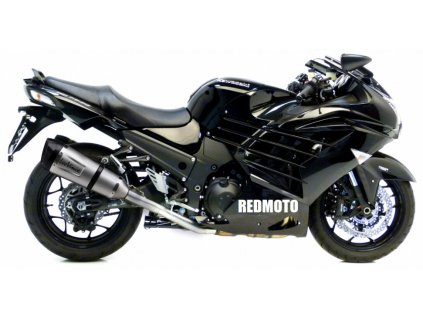 Výfuky Leo Vince Factory S / Kawasaki ZZR 1400 (12-15)