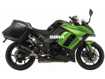 Výfuky Leo Vince NERO / Kawasaki Z 1000SX (14-16)