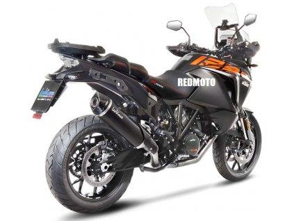 Výfuk Leo Vince NERO / KTM 1090 Adventure / R (17-18) / KTM 1290 Super Adventure R / S / T (17-18)