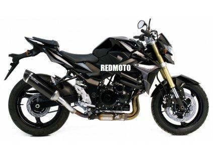 Výfuk Leo Vince Nero / Suzuki GSR 750 (11-16) / Suzuki GSX-S 750 (15-16)