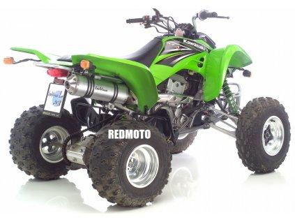 Výfuk Leo Vince X3 / Suzuki LTZ 400 (03-08) / Kawasaki KFX 400 (03-06)