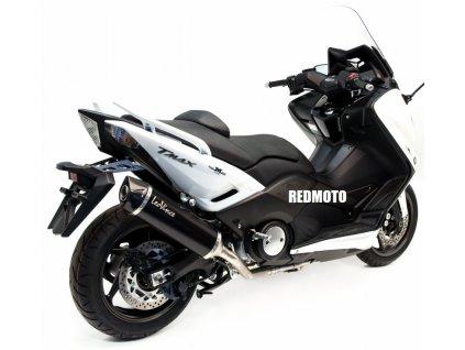 Výfuk Leo Vince Nero / Yamaha T-MAX 530 (12-16)