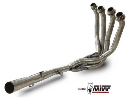 Výfukové svody MIVV RACING / Kawasaki Z900 RS / Café (18-19)