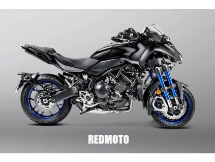 Výfuk Akrapovič TITAN / Yamaha NIKEN 850 / GT (18-21)
