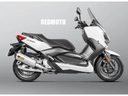 Výfuk Akrapovič / Yamaha X-MAX 125 / ABS (17-20)