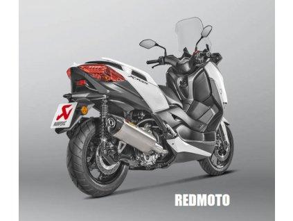 Výfuk Akrapovič / Yamaha X-MAX 300 (17-19)