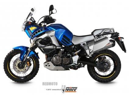 Výfuk MIVV KARBON OVÁL / Yamaha XT 1200Z Super Ténéré (10-19)